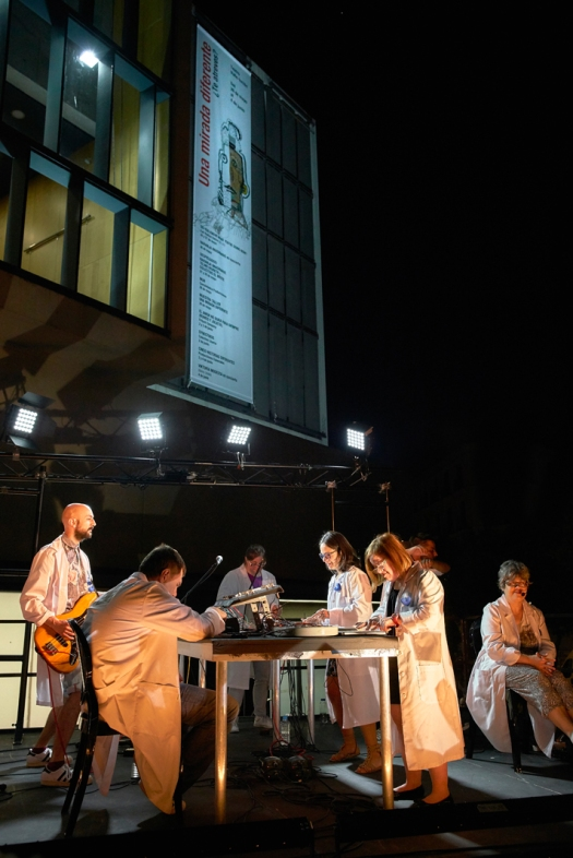 Teatro Valle-Inclán. Taller Naranja Imaginario